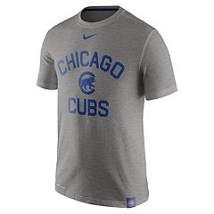 Men's Nike Chicago Cubs Arch Logo Tee