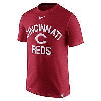 Men's Nike Cincinnati Reds Arch Logo Tee