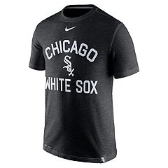 Men's Nike Chicago White Sox Arch Logo Tee