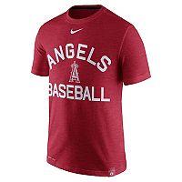 Men's Nike Los Angeles Angels of Anaheim Arch Logo Tee