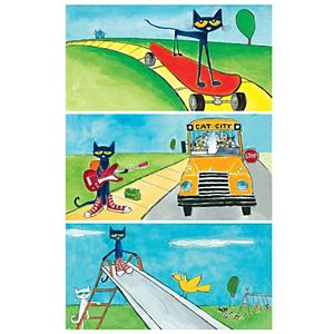 Educational Insights Pete the Cat School's Cool! Decorative Light Filters