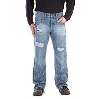Men's Axe & Crown Relaxed-Fit Bootcut Jeans