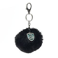 Harry Potter Faux Fur Pom-Pom Key Chain