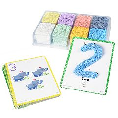 Educational Insights Playfoam Shape & Learn Numbers Set