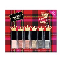 butter LONDON Little Gems 6-pc. Nail Lacquer Set