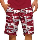 Men's Loudmouth Alabama Crimson Tide Golf Shorts