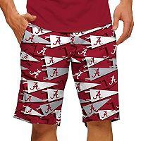 Men's Loudmouth Alabama Crimson Tide Golf Shorts