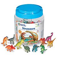 Learning Resources 60-pc. Dinosaur Counters