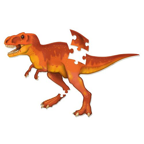 Learning Resources Jumbo T-Rex Dinosaur Floor Puzzle