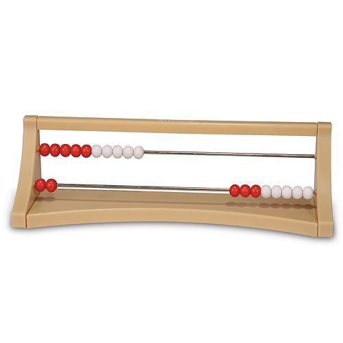 Learning Resources 2-Row Rekenrek Counting Frame