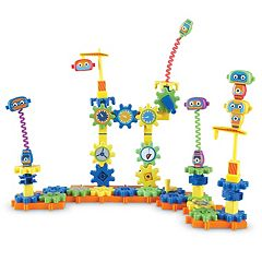 Learning Resources Gears! Gears! Gears! Robot Factory Building Set