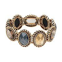 Dana Buchman Oval Stretch Bracelet