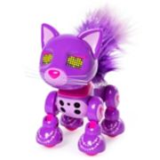 "Zoomer Meowzy Cattitude Collection ""Posh"""