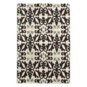 Linon Elegance Florence Ornate Rug