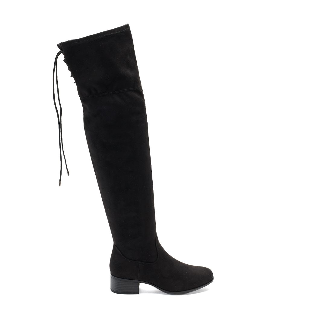 madden NYC Pixxie Women's Over-The-Knee Boots