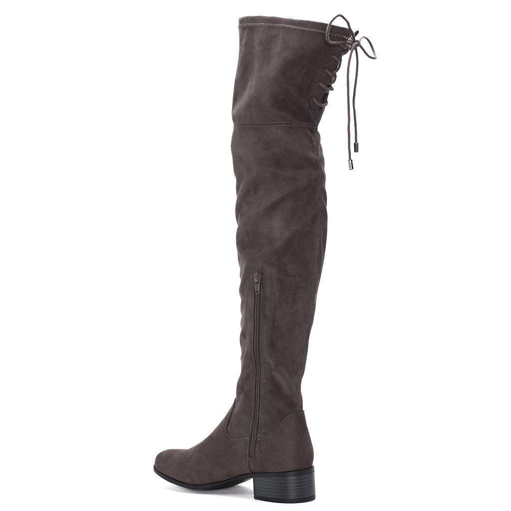 madden NYC Pixxie Women's Over-The-Knee Boots