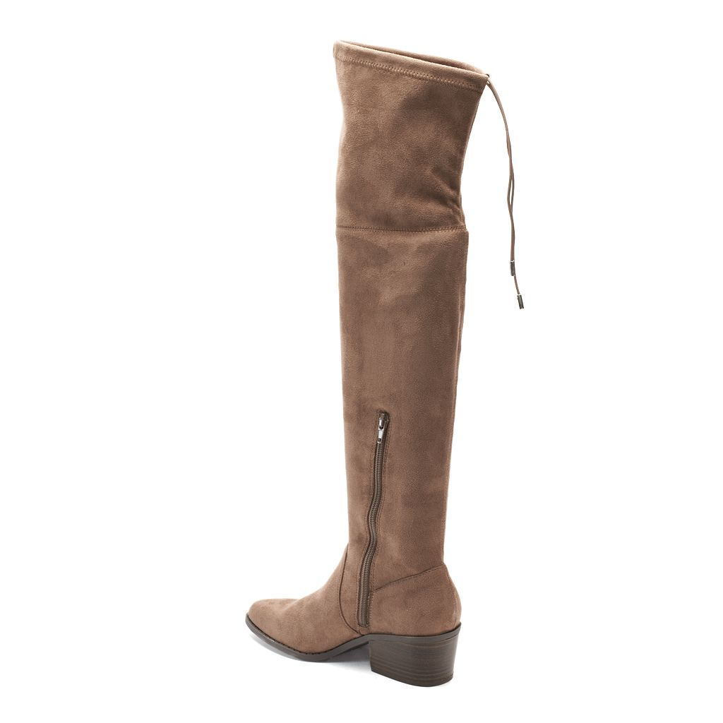madden NYC Jezzie Women's Over-The-Knee Boots