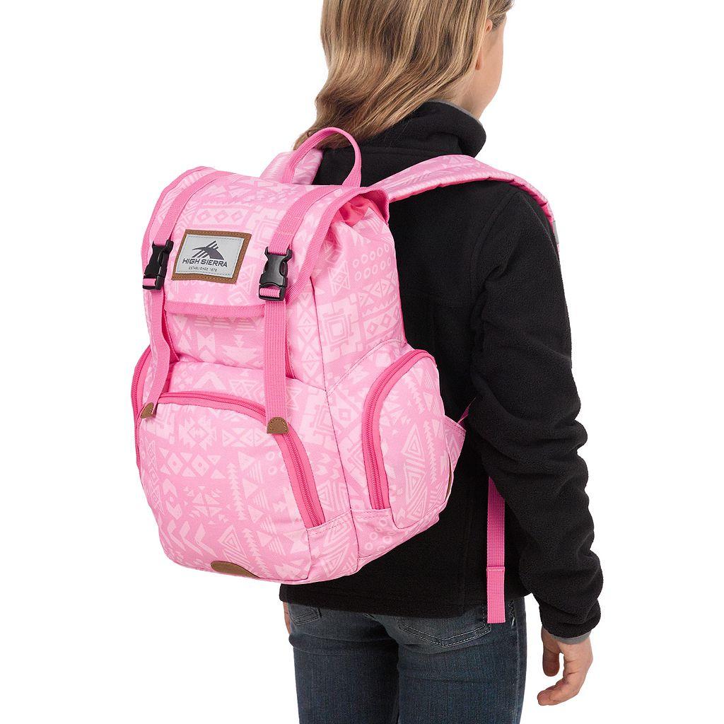 High Sierra Mini Emmett Backpack