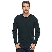 Big & Tall Apt. 9® Regular-Fit Wool-Blend Merino Sweater