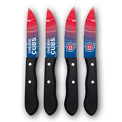 Chicago Cubs 4-Piece Steak Knife Set