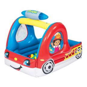 Fisher-Price Little People Fire Truck Ball Pit
