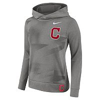 Women's Nike Cleveland Indians Therma-FIT Hoodie