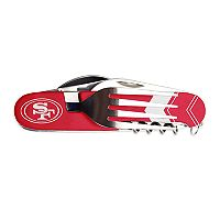San Francisco 49ers Utensil Multi-Tool