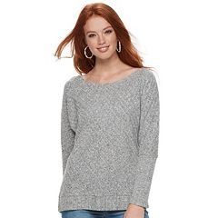 Women's Juicy Couture Ribbed Dolman Top
