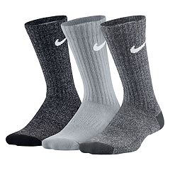 Boys 4-20 Nike 6-Pack Training Crew Socks