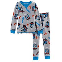 Toddler Boy Cuddl Duds Thomas The Train 2-pc. Thomas Thermal Base Layer Top & Pants Set