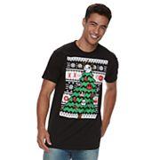 Men's Star Wars Christmas Tree Tee