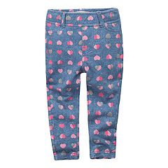 Baby Girl Levi's Heart Haley May Knit Leggings