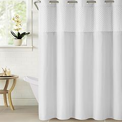 Hookless Bahamas Shower Curtain & Liner