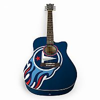 Woodrow Tennessee Titans Acoustic Guitar