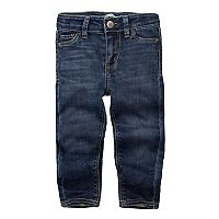 Toddler Girl Levi's 710 Embroidered Back Pocket Jeans