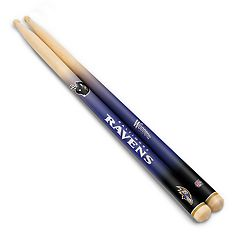Woodrow Baltimore Ravens Drumsticks