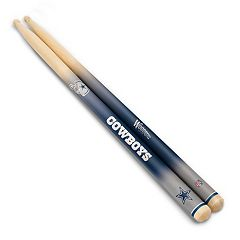Woodrow Dallas Cowboys Drumsticks