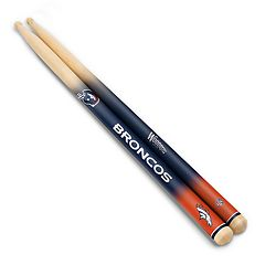 Woodrow Denver Broncos Drumsticks