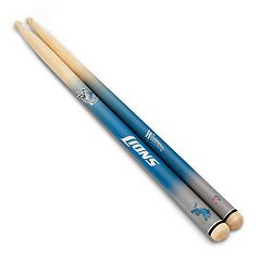 Woodrow Detroit Lions Drumsticks