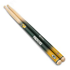 Woodrow Green Bay Packers Drumsticks