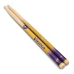 Woodrow Minnesota Vikings Drumsticks