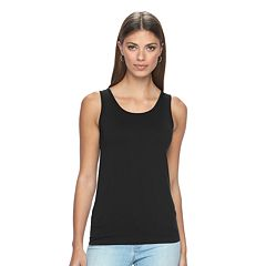 Women's Apt. 9® Essential Reversible Seamless Tank
