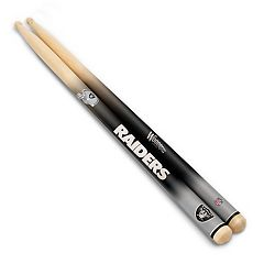 Woodrow Oakland Raiders Drumsticks