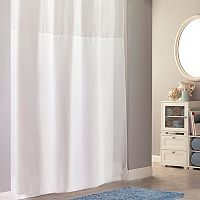 Hookless Mystery Shower Curtain & Liner