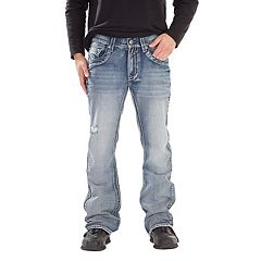 Men's Axe & Crown Vernaulk Relaxed-Fit Bootcut Jeans