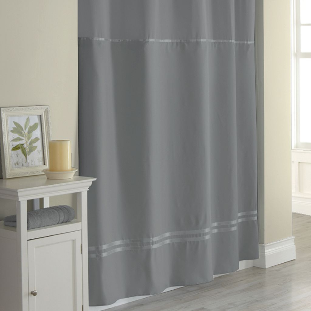 Hookless Escape Shower Curtain & Liner