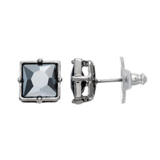 Simply Vera Vera Wang Square Nickel Free Stud Earrings