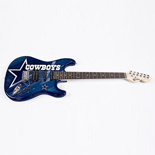woodrow dallas cowboys northender series ii electric guitar. Black Bedroom Furniture Sets. Home Design Ideas