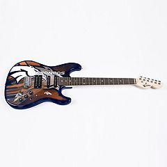 Woodrow Denver Broncos NorthEnder Series II Electric Guitar