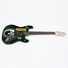 Woodrow Green Bay Packers NorthEnder Series II Electric Guitar